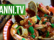 Cioppino Fish Stew, Italian recipe (VIDEO)