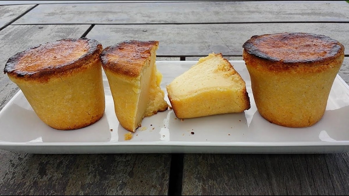 Italian PASTICCIOTTI recipe (VIDEO)