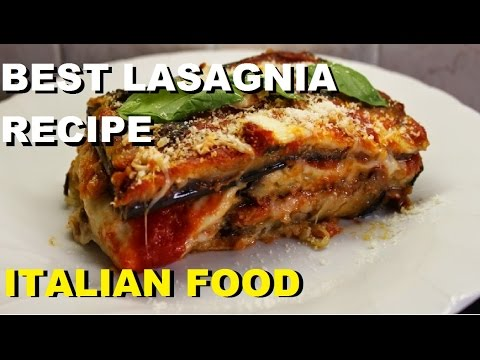 Lasagna recipe parmigiano eggplant italian food lasagna recipes lasagna recipe parmigiano eggplant italian food lasagna recipes italianfood video easy italian recipes forumfinder Choice Image