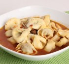 Twenty Minute Italian Tortellini Soup Recipe (VIDEO)