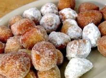 Zeppole - Italian Doughnuts Recipe (VIDEO)