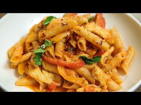 Penne arrabiata recipe italian recipe pasta recipes chicken penne arrabiata recipe italian recipe pasta recipes chicken pasta recipe video easy italian recipes forumfinder Choice Image
