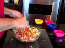 Vito's italienische Cucina - Pomodoro Insalata & Rezept (VIDEO)