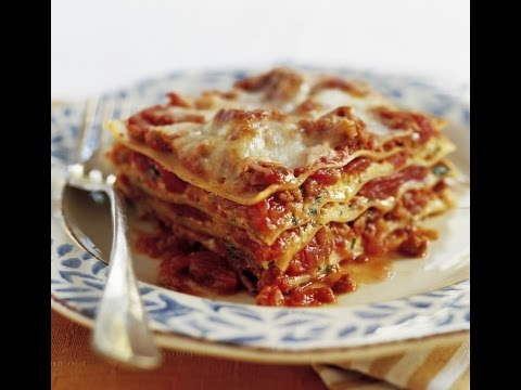 Lasagna Without Ricotta Cheese Recipe Meat Lasagna Diy