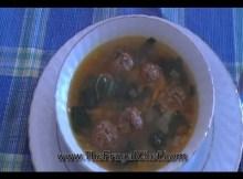 Italienische Hochzeitssuppe Rezept (VIDEO)