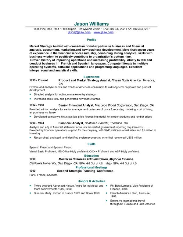 Examples Of Best Resumes Free. Breakupus Pleasing Best Resume