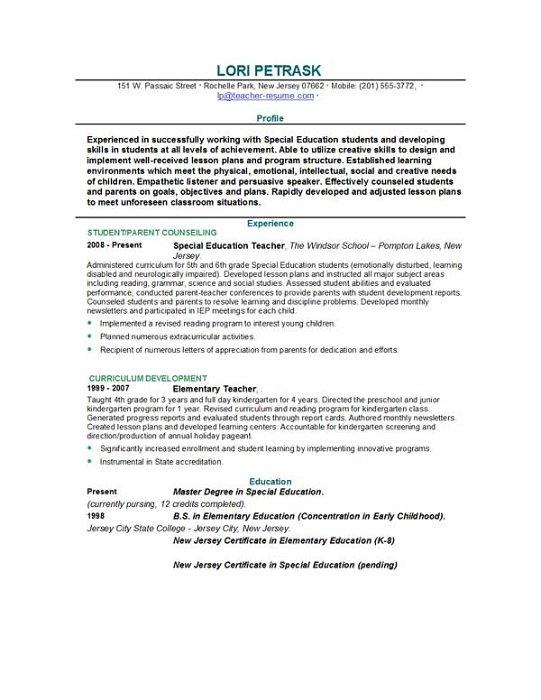 Teacher Cv Template Free Download. Aaaaeroincus Fascinating