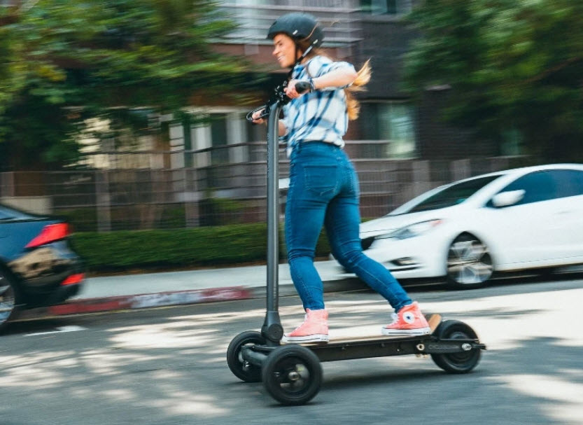 Cycle Board Electric Scooters for Business