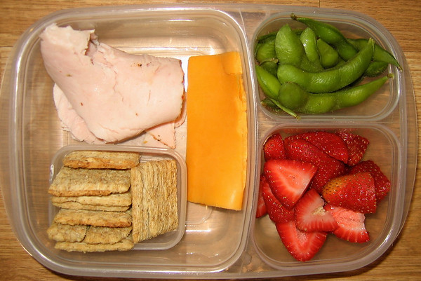 "Make your own ""Lunchable""!!!"