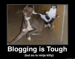 Why Blogging Isn't As Good As It Used To Be