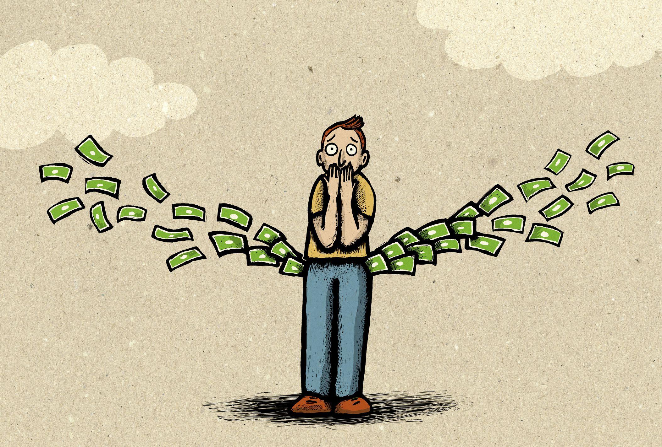 Houkutella rahaa