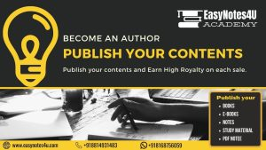 Publish Your Contents & Earn High Royalty