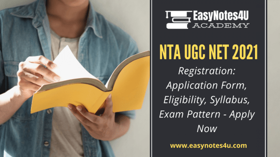 UGC NET 2021 Registration: Application Form, Eligibility, Syllabus, Exam Pattern – Apply Now