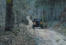 Easy Off Roading Tennessee Dirt Devil