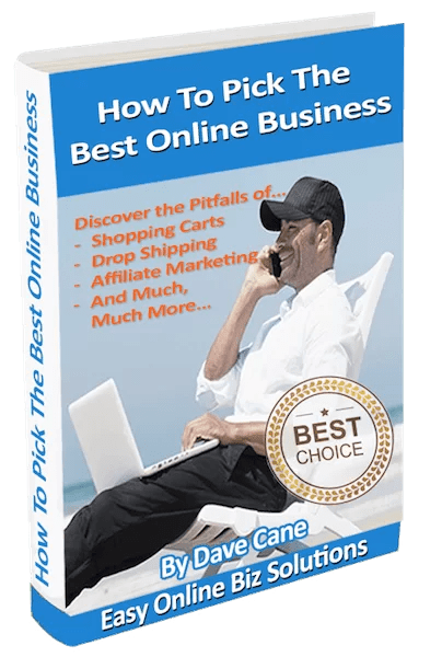 How to Pick the Best Online Business