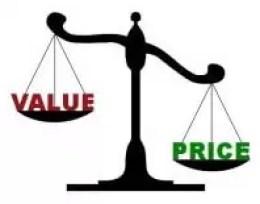 value-vs-price