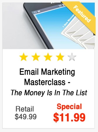 Email Marketing Masterclass Business Training Program