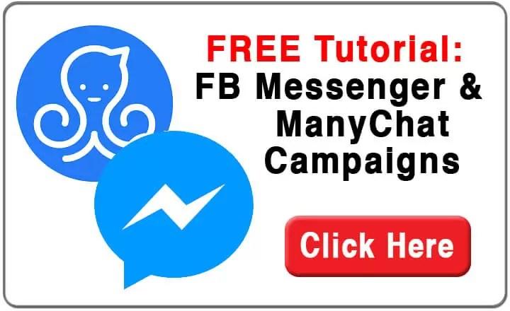 FREE Messenger Marketing Training Banner