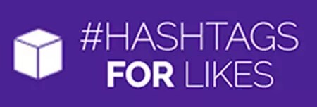 Hashtags For Likes Logo