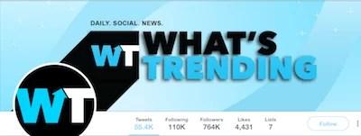 What's Trending on Twitter
