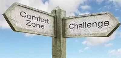 Comfort Zone Vs Challenge