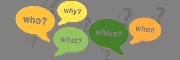 Understanding the Ws of Running a Business