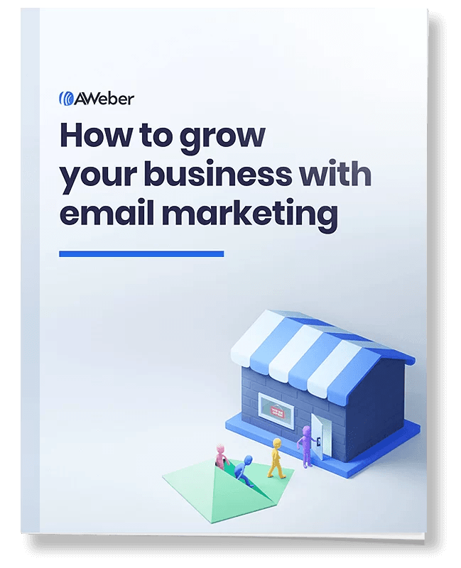 How to grow your business with email marketing e-ebook