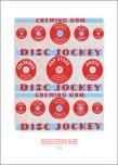 disc jockey bubble gum