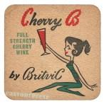 retro beermat girls women design brtivic mackeson babycham