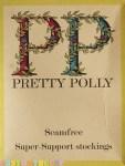 Pretty Polly vintage stockings box