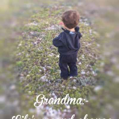 Grandchildren….life's second change!