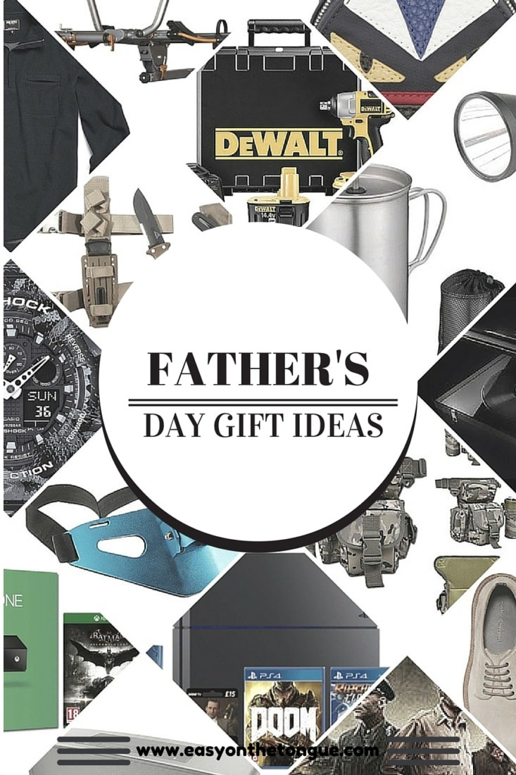 Fathers Day Gift Ideas Pinterest The Not So Every Day Perfect Gifts for Dad
