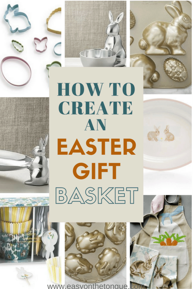 How to create an easter gift basket everything kitchen How to Create an Easter Gift Basket