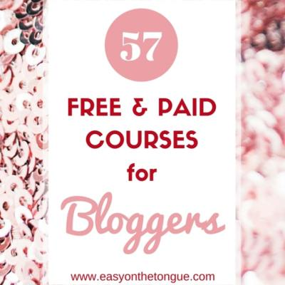 How to start a blog – 30+ Free and Paid Bloggers Courses