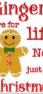 Gingers are for life filled freebie from Memories in Thread 150x150 15 Sites that offer Free Embroidery Designs