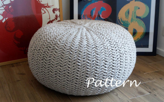Need Extra Seats In Your Home Make Any Of The Diy Poufs