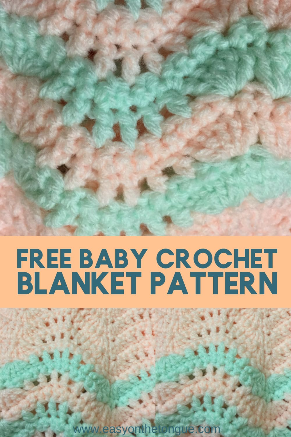 Easy Baby Crochet Patterns New Inspiration Design