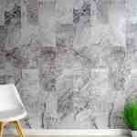 Black Marble Shower Panel Easy Panels