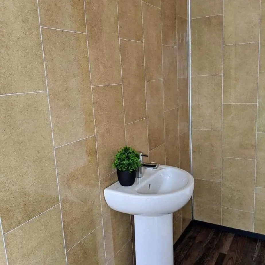 ideas on how to cover tiles cheaply