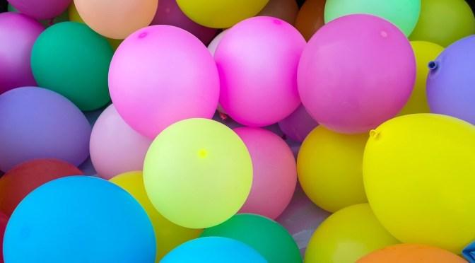Say No To Balloons