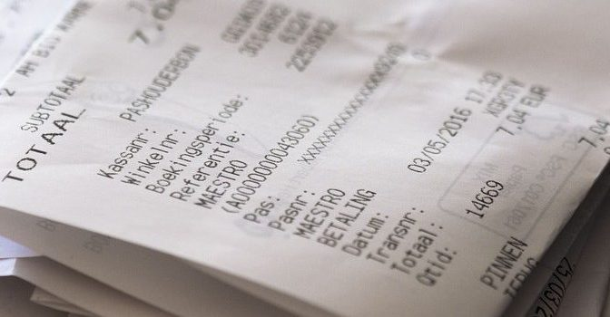 Can Shopping Receipts Be Recycled