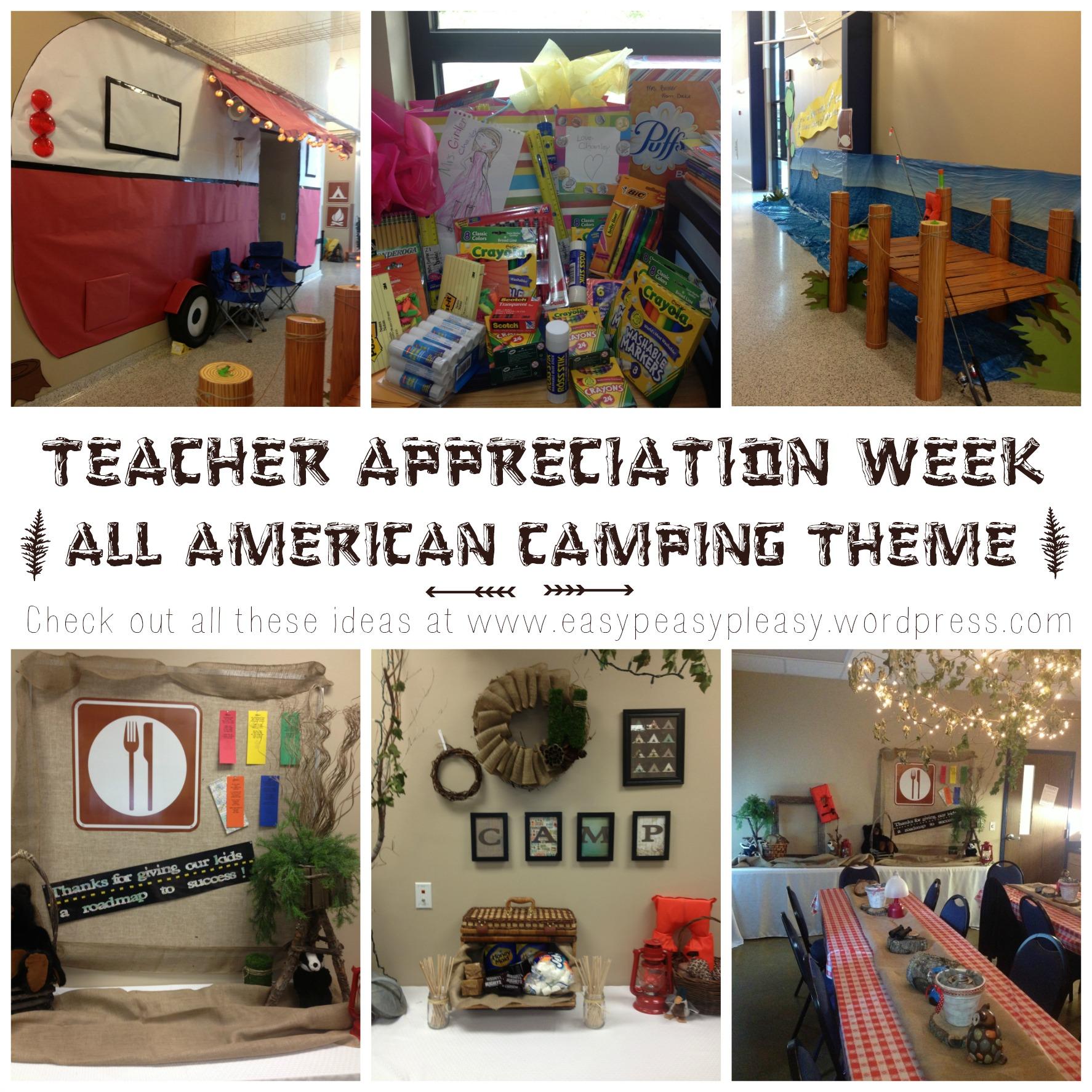 How To Show Teacher Appreciation In A Big Way!