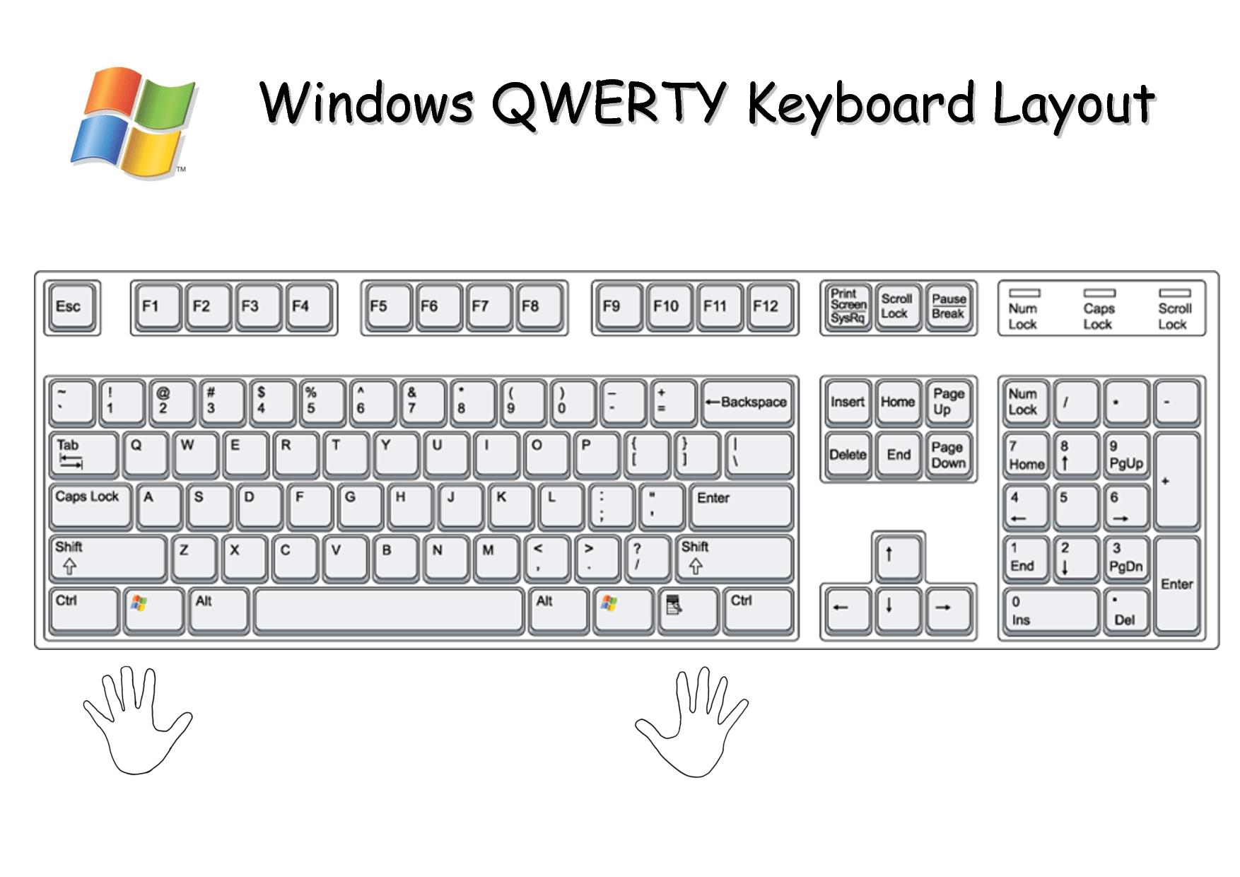 Best Keyboard Printable