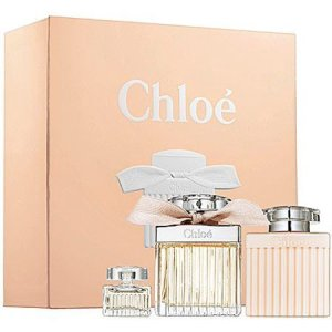 Chloe by Parfums Chloe Perfume Gift Set for Women, 3 Pieces