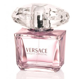 Versace Bright Crystal Eau De Toilette Spray, Perfume For Women, 1 Oz
