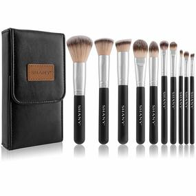 SHANY Ombre Pro 10 Piece Essential Brush Set