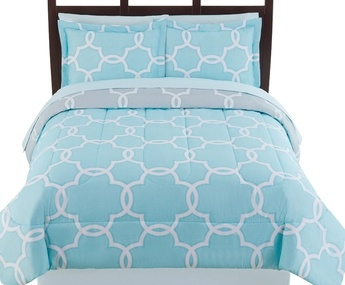 The Big One Trellis Comforter Set with Sheets