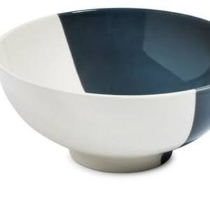 Dip Deep Creamware Serving Bowl