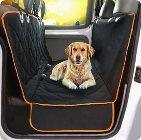Waterproof Scratchproof Pet Dog SUV Backseat Cover