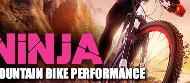 Ninja Mountain Bike use quiz to educate their visitors
